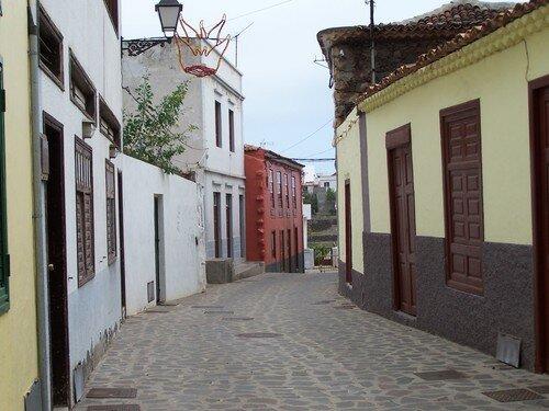 La Gomera-Agulo ruelle