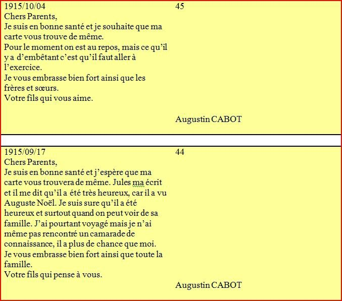 Cartes Augustin 1709 04101915