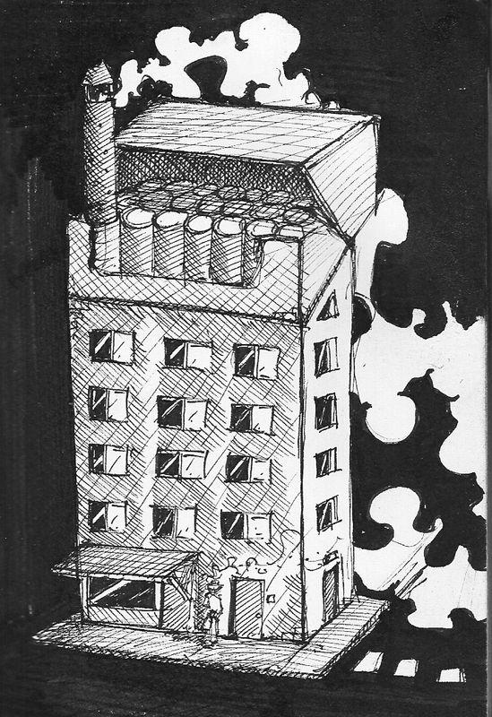 smoke-house