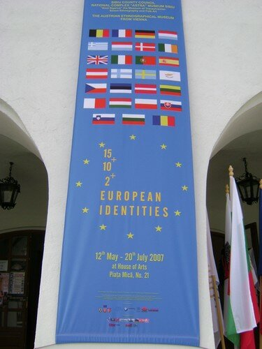 Roumanie, Sibiu, European Identities