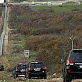 Des migrants affrontent la police en bulgarie