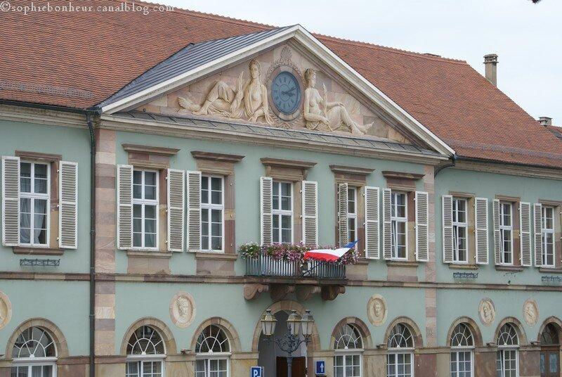 Molsheim mairie