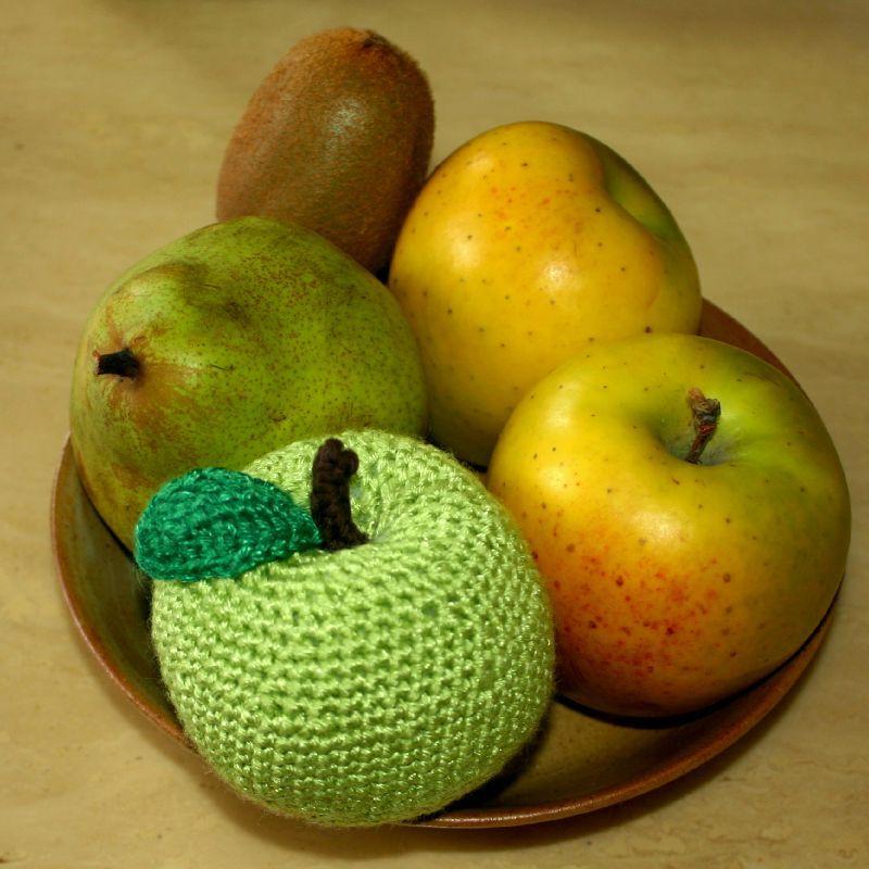 The serial crocheteuses pour Mango n°18 : Les fruits