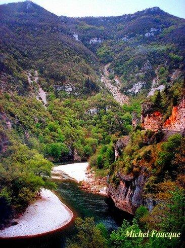 874) gorges du Tarn