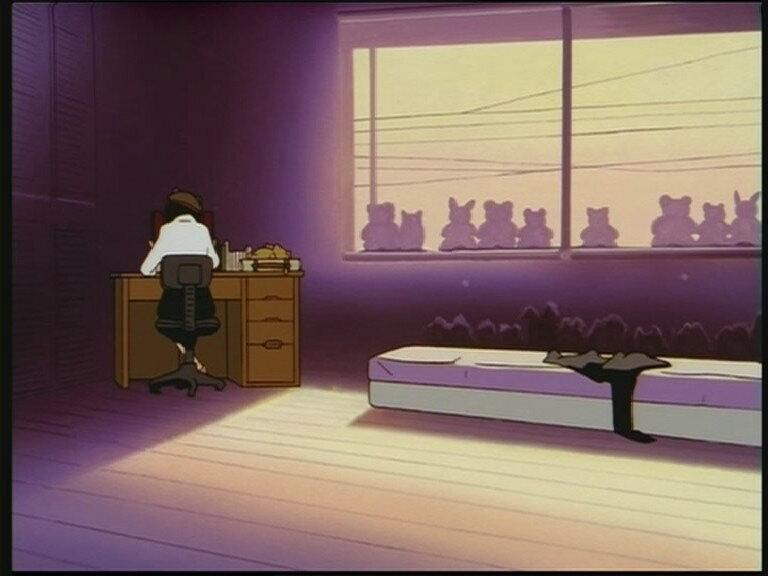 CanalBlog Anime Lain Décor09 Maison