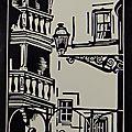 Hotel Terrier de Santans (Dole - 39) - Escalier à vis