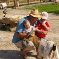 2008 05 oscar meo et marc avec biquette