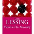 Victoria et les staveney, doris lessing