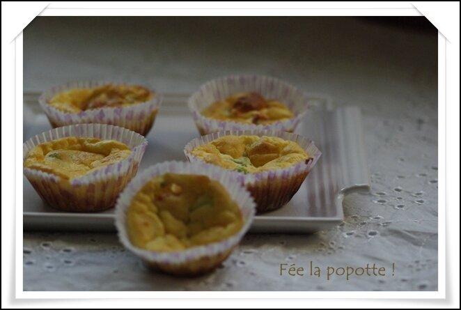 muffins chèvre brocolis 2