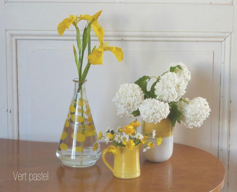 bouquets jaune 9