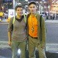 A009 À New York, à la sortie de l'Aéroport...(attente de 23h jus