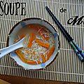La soupe miso de nonoël