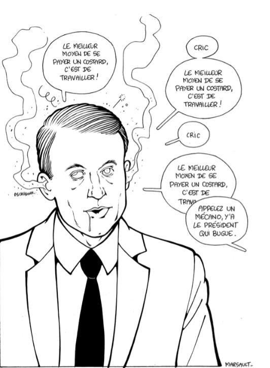 Macron Marsault