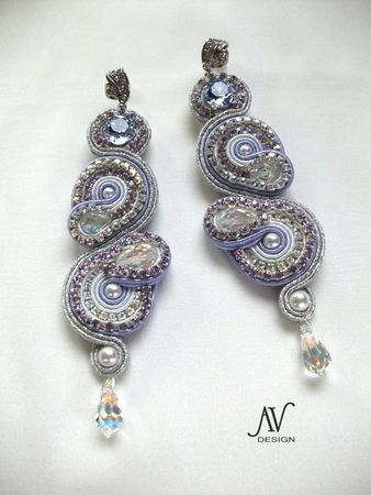 AB earrings