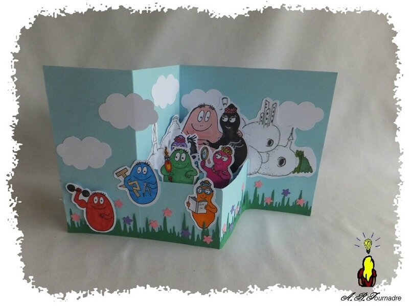 ART 2017 02 Barbapapa pop-up 1