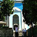 Bursa mausolée vert