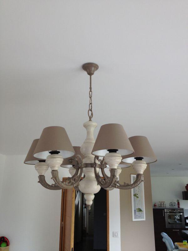 lustre st phanie et l onore d co. Black Bedroom Furniture Sets. Home Design Ideas