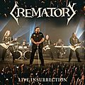 "Crematory ""live insurrection"" (live dvd/cd) (french review) - official live video"