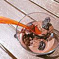 La mousse au chocolat de jamie oliver