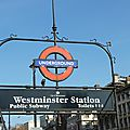 Je vous emmène à london