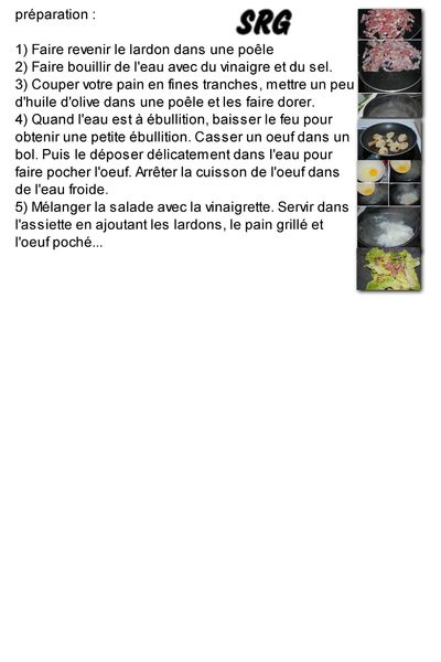 salade lyonnaissa (page 2)