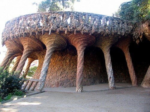 Parc Guell - 3