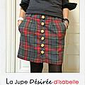 La jupe Désirée d'Isabelle