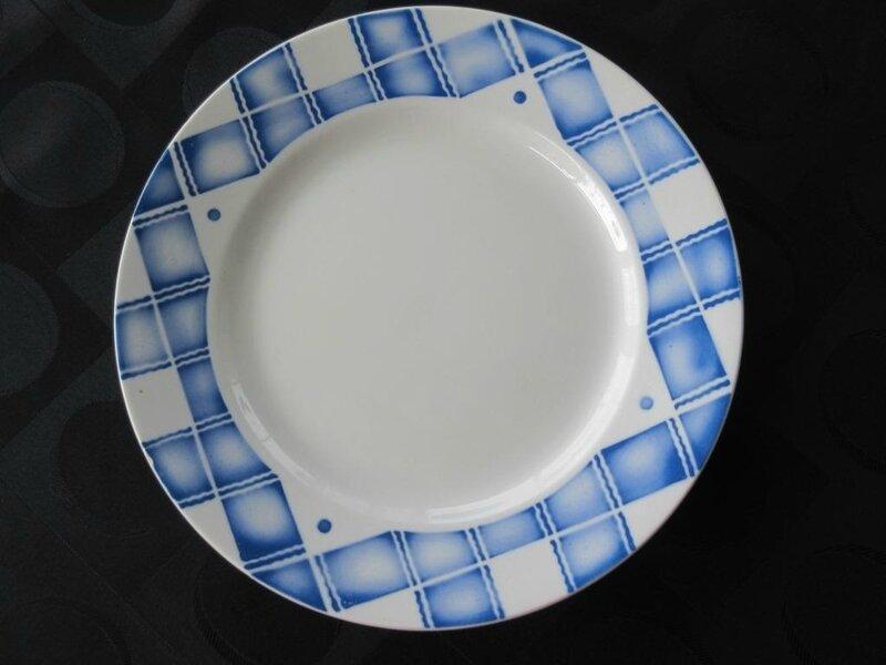 CORNOUAILLES assiette plate