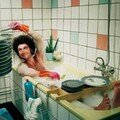Fed up doing the washing-up