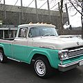 FORD F-100 Custom Cab 2door pick-up 1958 Strasbourg (1)