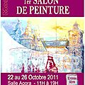 Exposition d'octobre