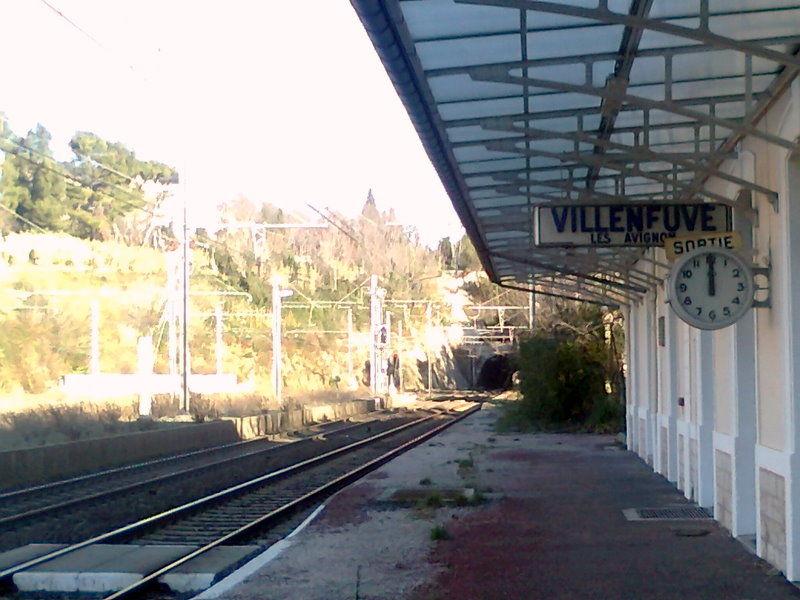 Villeneuve les Avignon / Pont d'Avignon (Gard)