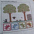 Orchard valley quilting bee, vi