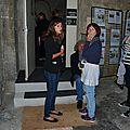 Festival du Polar Villeneuve 2015 3 octobre etudiants IUT (4)