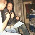 Interview de Kenny Hawkes par Warm FM