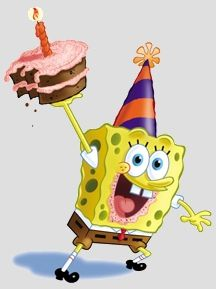 spongebobbirthday