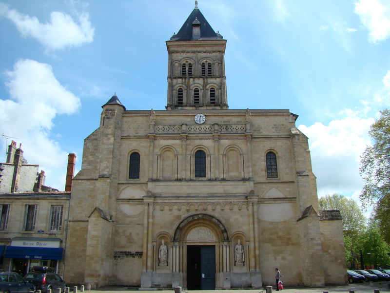 Basilique Saint-Seurin de Bordeaux… ! - Grains de sel