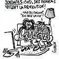 Les français et les sondages...
