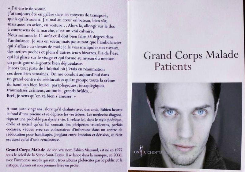 Grand corp malade rencontre paroles youtube