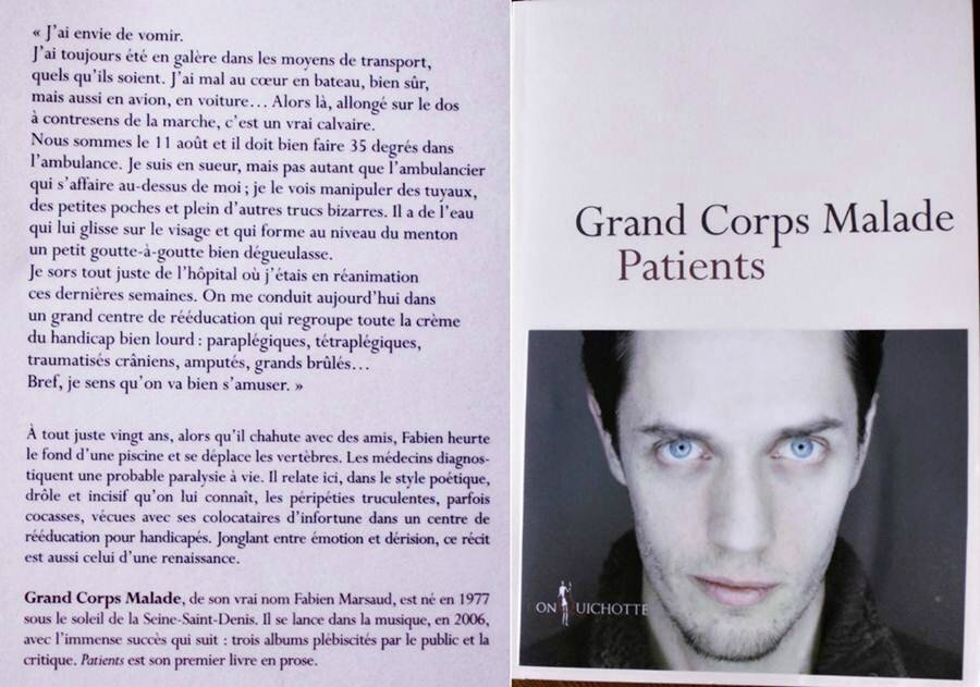 Partition piano rencontre grand corps malade