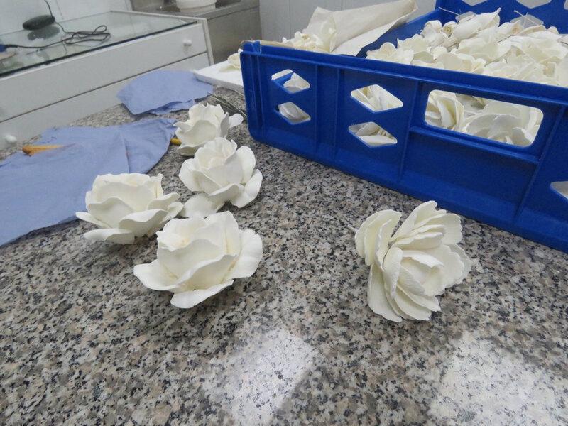 Nazira fleur sucre