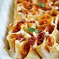 Lasagnes verticales