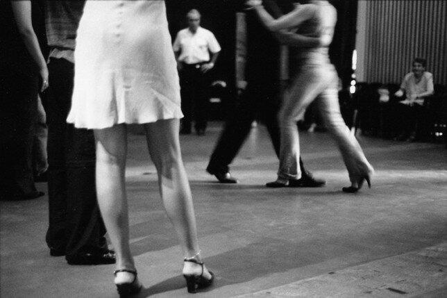 Tango à San Telmo, Buenos Aires, Argentine, 2003