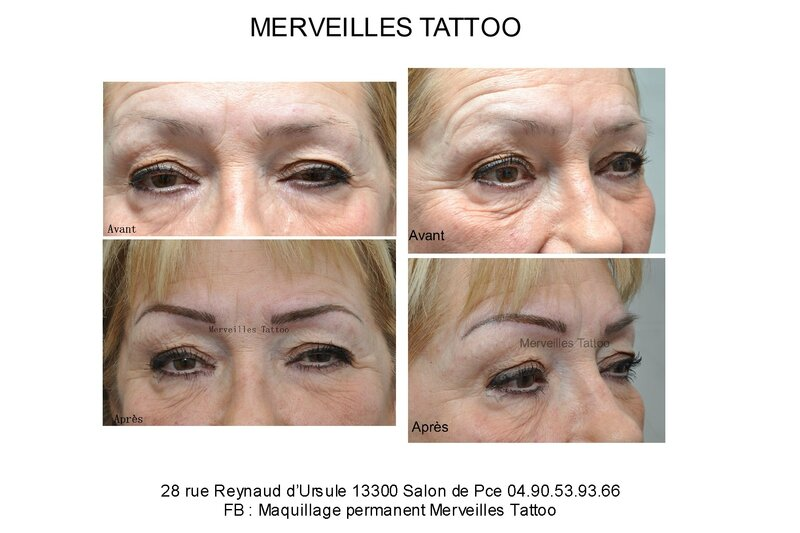 sourcils, poil à poil, merveilles tattoo, maquillage permanent