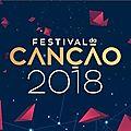 Portugal 2018 : les 26 artistes du festival da canção 2018 !