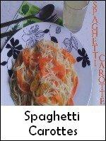 index spaghetti carottes