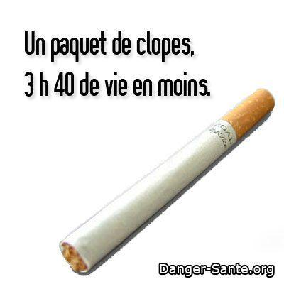 La libération de la dépendance de nicotine