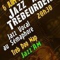 Concert jazzy au sémaphore à trébeurden