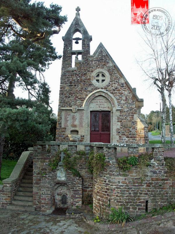 Monterfil, Chapelle Saint Genou