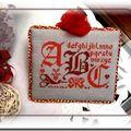 A b c.......amour, bonheur, chance ......